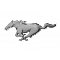 """2010-2014 Ford Mustang Chrome Running Horse Grille Emblem 8"""""""