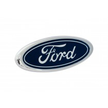1983-1993 Mustang GT LX Rear Blue Ford Oval Emblem