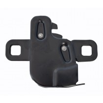 1983-1993 Ford Mustang Engine Hood Latch Assembly - Black