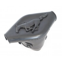1986-1995 Ford Mustang V8 5.0L Rubber Engine Distributor Cover Boot w/ Running Horse Logo