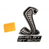 2020-2021 Shelby GT500 Ford Performance Underhood Cobra Snake Graphic Decal