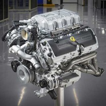 2021 Shelby GT500 5.2L Supercharged 760hp Crate Engine Ford Performance M-6007-M52SC