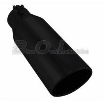 """Ford Powerstroke Super Duty Pypes Diesel 4"""" In 5"""" Out 12"""" Long  Exhaust Tip"""