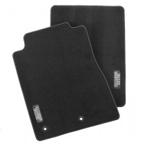 2005-2012 Genuine Ford Mustang Boss 302 Charcoal Floor Mats