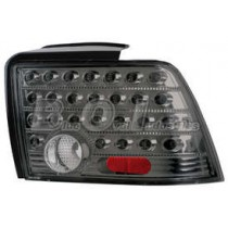 1999-2004 Mustang LED Tail Light Set - Smoked