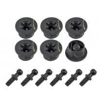 2011-2017 Mustang F-150 5.0 Engine Coil Cover Rubber Grommets & Ball Studs