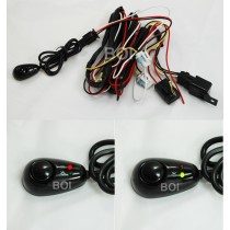 1994-2004 Mustang Fog Light Wiring Harness and Switch