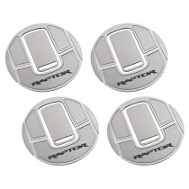 2010-2014 Ford Raptor A/C Deluxe Vent Trim Covers w/ Etched 'Raptor' Lettering