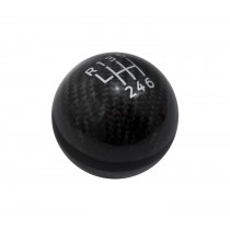 2015-2017 Genuine Ford Mustang Carbon Fiber 6 Speed Shift Shifter Ball Knob