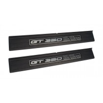 2015-2020 OEM Ford Mustang GT350 GT-350 Inside Lower Door Sill Step Plates Pair