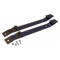 1979-2004 Mustang Seat Tracks Extension Kit, One Kit Per Seat