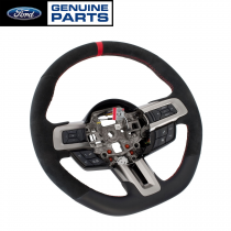 2018-2020 Shelby GT350R Genuine Ford Steering Wheel w/ Red Stitching & Sightline