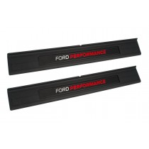 2020 Shelby GT500 Ford Performance Inside Lower Door Sill Step Plates Pair