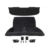 2020 Shelby GT500 Ford Performance M-6346612-GT Rear Seat Delete Kit