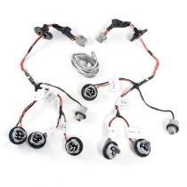 2005-2009 Ford Mustang Sequential Turn Signal Harness; Sequences Turn Signal ...