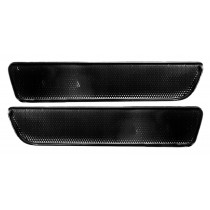 2005-2009 Mustang Rear Bumper Lights - Smoked