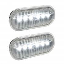 2015-2017 Ford F150 RECON High Output CREE LED Cargo Truck Bed Lights - Pair