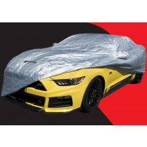 2015-2019 Mustang RS1 RS2 RS3 Roush Silverguard Indoor Car Cover & Storage Bag