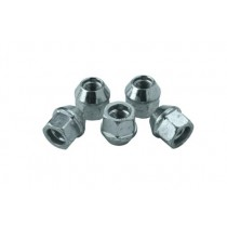"2005-2014 Mustang Boss 302S 1/2"" 20 Thread Wheel Nuts - 5 Pack"