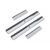 2021 Bronco Sport Ford OEM VM1PZ-99132A08-A Stainless Steel Front & Rear Door Sill Step Plates