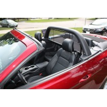 2015-2019 Mustang Convertible w/ Light Bar Love The Drive Wind Deflector Screen