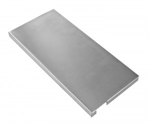 2005-2009 Mustang or Shelby Brushed Satin Stainless Engine Fuse Box Cover
