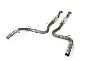 1999-2004 Mustang SVT Cobra SLP Loud Mouth Cat-Back Exhaust System