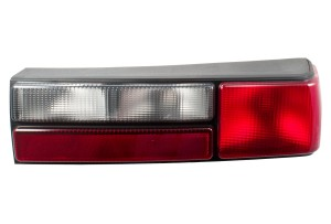 1983-1993 Ford Mustang LX Stock Complete Taillight Tail Light Lens & Housing RH