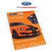 2020-2021 Ford Performance Racing 244 Page Parts Catalog Mustang F150 Truck Book