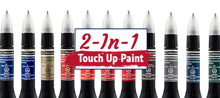 2 in 1 Touch Up Paint